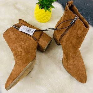 Womens booties boots shoes  heels 10 w b5